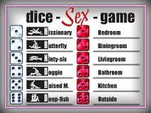 Silver sex dice