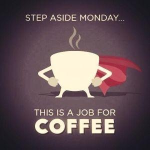 Monda a job for coffee