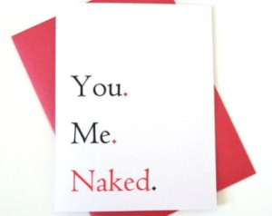 You me naked