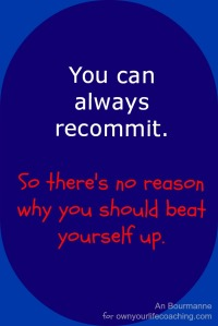 Quote_AlwaysRecommitDontBeatYourselfUp
