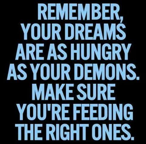 dream hungry demons