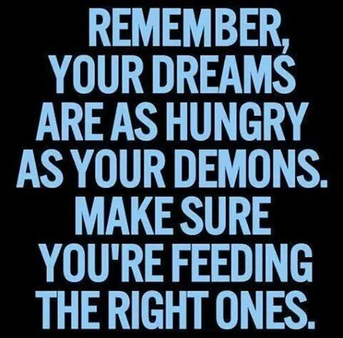 dream hungry demons