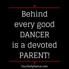 dance parent